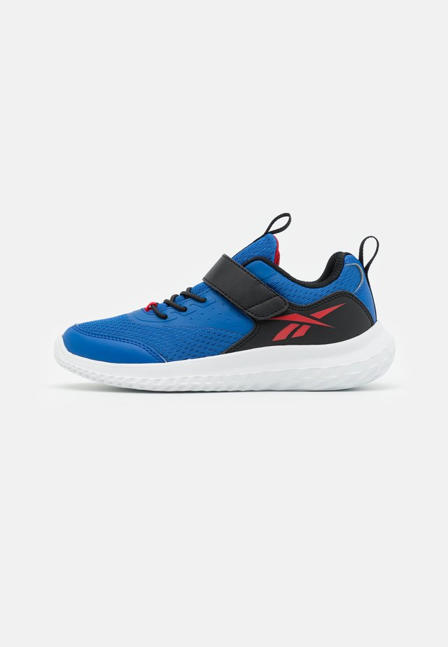 RUSH RUNNER 4.0 UNISEX - Neutral running shoes - vector blue/core black/vector red