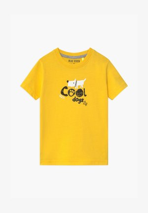 SMALL BOYS  DOG - T-shirt print - sun