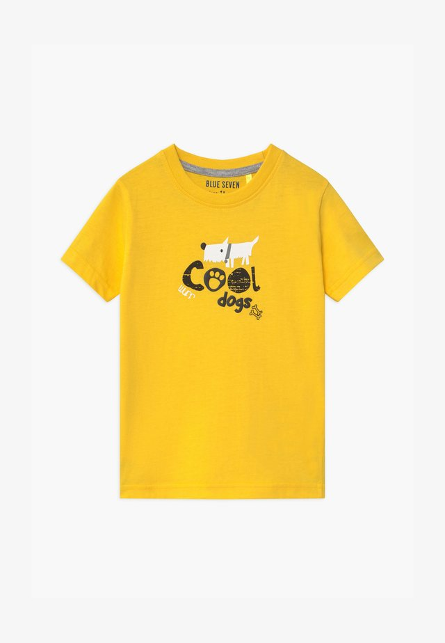 SMALL BOYS  DOG - T-shirt con stampa - sun