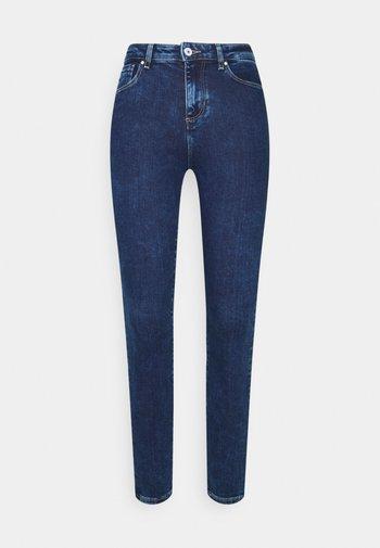 LUSH  - Jeans Skinny Fit - blue denim
