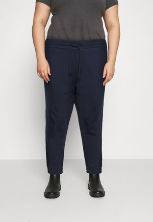 RELAXED - Pantalon de survêtement - twilight navy