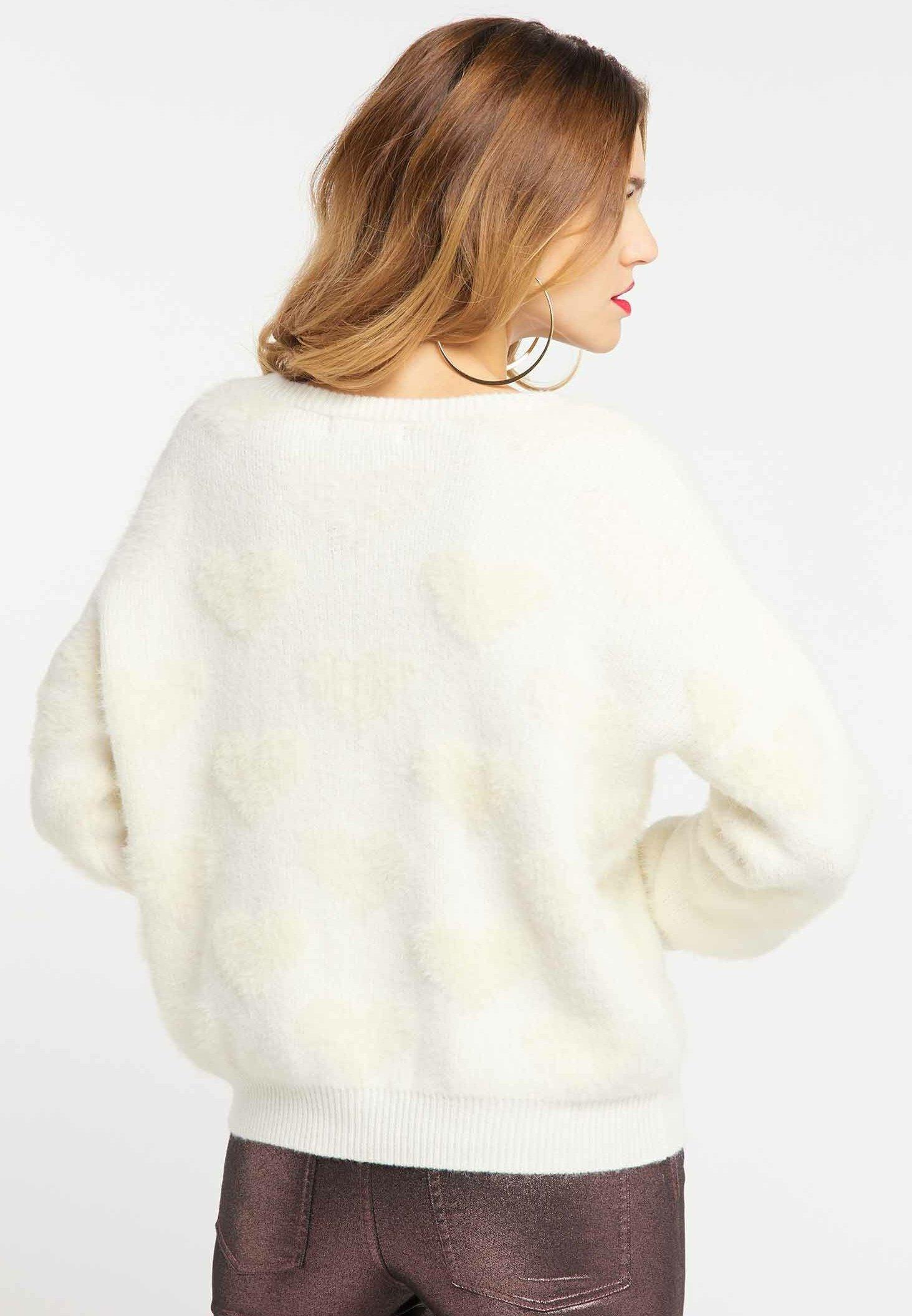faina Pullover - white - Pulls & Gilets Femme O9SSO