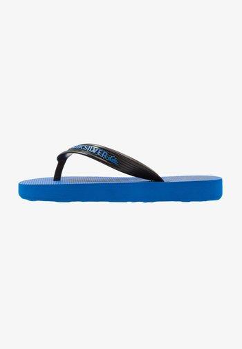 JAVA WORDMARK - Pool shoes - black/blue