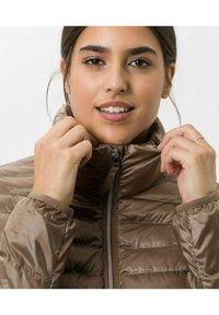 BRAX - BERN - Winter jacket - caramel - 3