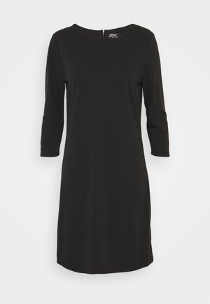 ONLBRILLIANT DRESS - Jersey dress - black