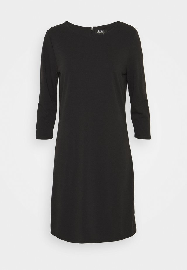 ONLBRILLIANT DRESS - Robe en jersey - black