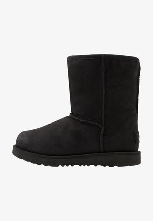 CLASSIC WEATHER SHORT - Snowboots  - black