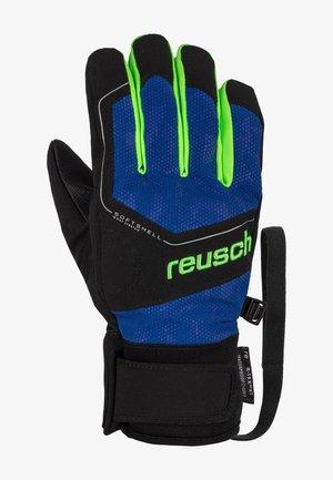 TORBY R-TEX® XT  - Gloves - surf web/blck/neon green