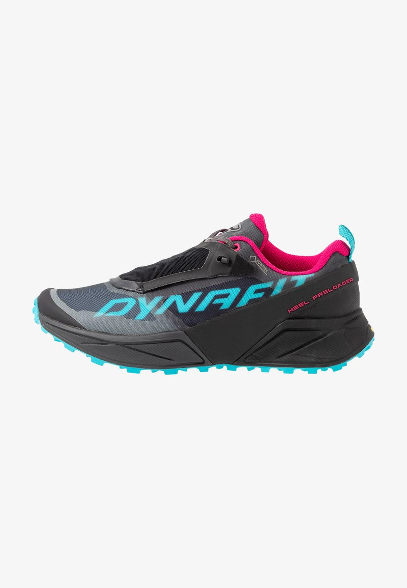 Dynafit - ULTRA 100 GTX - Zapatillas - black out/flamingo