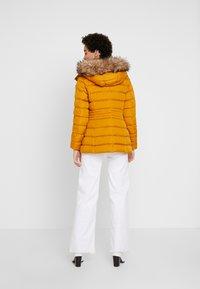 Esprit - JACKET - Vinterjakke - amber yellow - 2