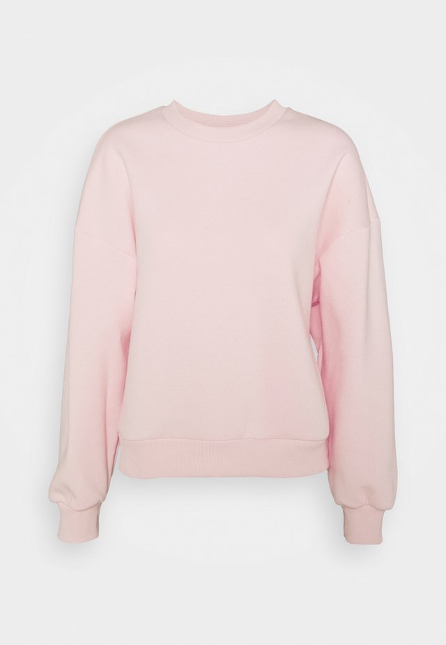 BASIC - Collegepaita - barely pink