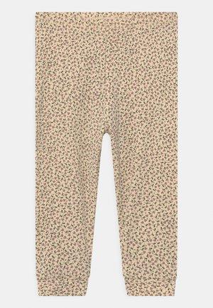 BASIC PANTS - Trousers - milk