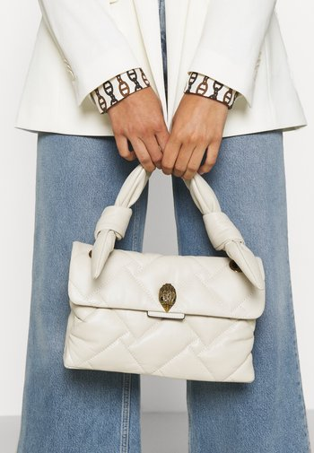 KENSINGTON BAG HANDLE - Handbag - bone