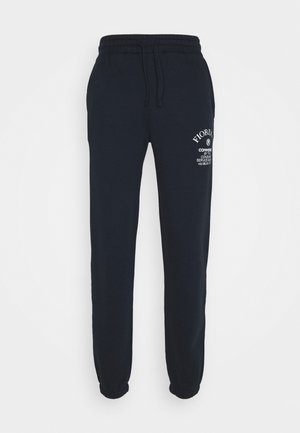 COMMENDED TRACKPANTS  - Tracksuit bottoms - navy
