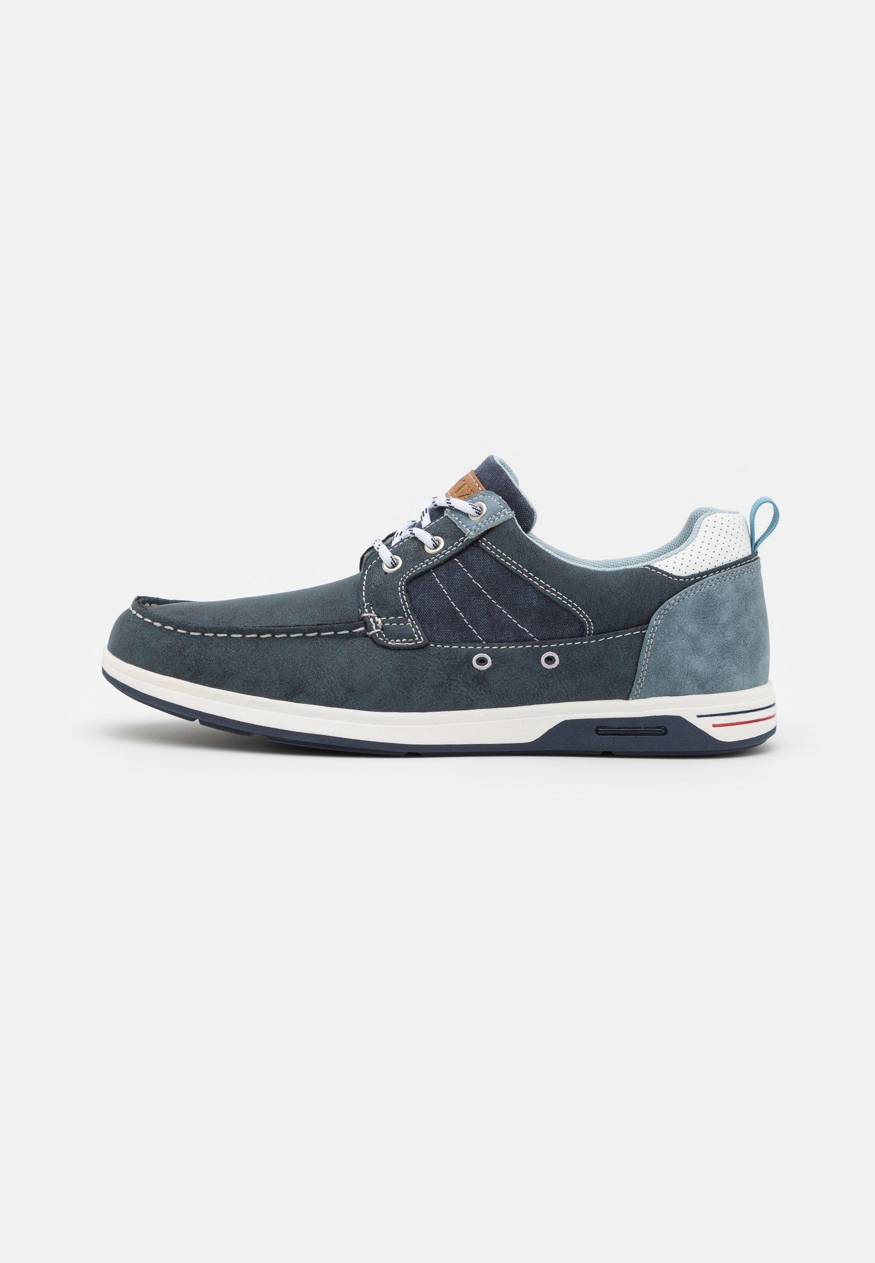 Homme ENZO-601 - Chaussures à lacets