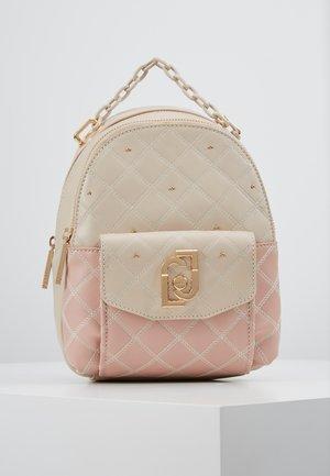 BACKPACK CAMEO - Tagesrucksack - beige/light pink
