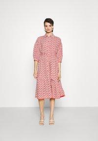 Diane von Furstenberg - LUNA DRESS - Denní šaty - orange - 0