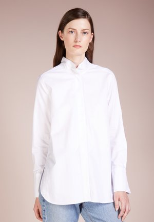LEIJAI - Button-down blouse - pure white