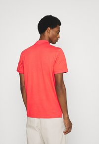 TOM TAILOR - BASIC WITH CONTRAST - Polo shirt - plain red - 2