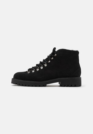 SEAN LOW HIKER - Veterboots - black