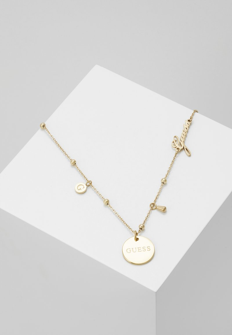 Guess - PEONY ART - Necklace - gold-coloured