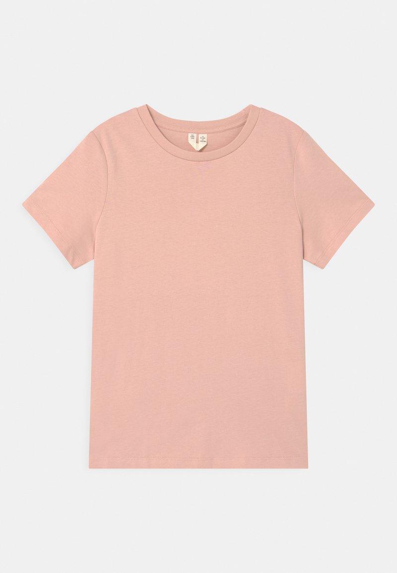 ARKET - UNISEX - Basic T-shirt - pink
