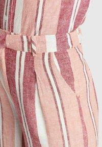 khujo - MAHSALA - Trousers - pink - 5