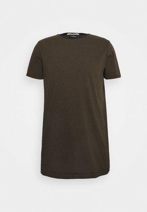 EASY CREWNECK TEE - T-shirt print - combo