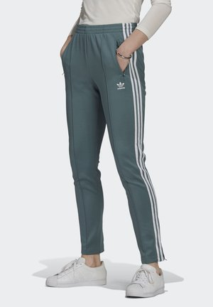 PANTS - Pantalon de survêtement - hazy emerald