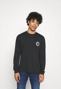 Dickies - GLOBE TEE  - Long sleeved top - black - 2