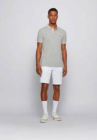 BOSS - PADDY - Poloshirt - open grey - 1