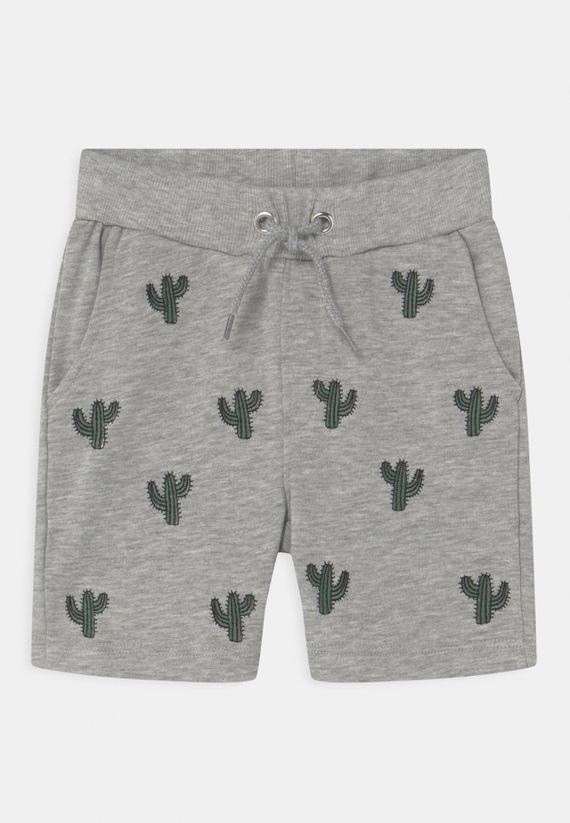 TYLER  - Shorts - light grey melange