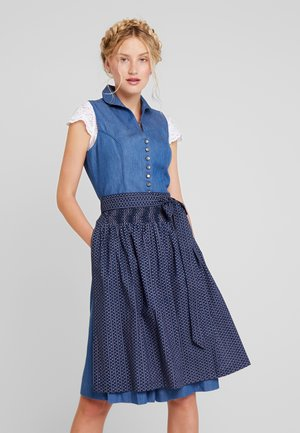 Dirndl - denim blue