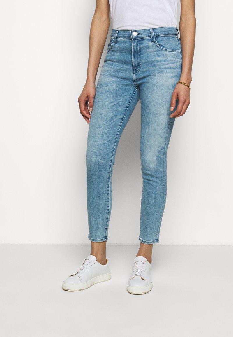 J Brand - ALANA HIGH RISE CROP - Jeans Skinny Fit - atra