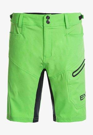 JAMAL - Outdoorshorts - green flash