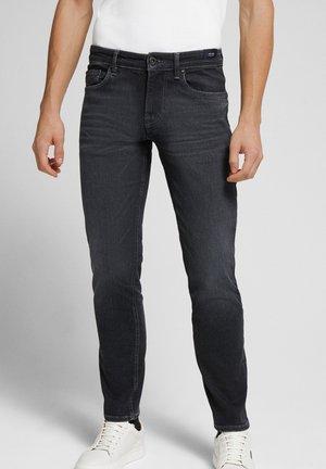 MITCH - Straight leg jeans - grau-schwarz
