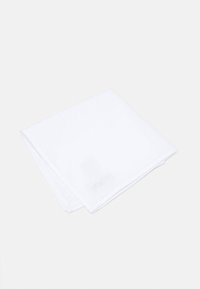 POCKETSQUARE - Pocket square - white