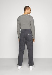 Kickers Classics - UTILITY TROUSER - Trousers - grey - 2