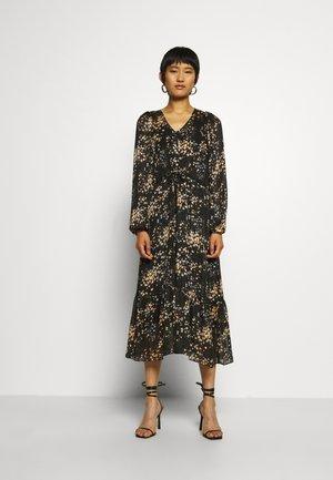 SNORA DRESS - Denní šaty - black beauty