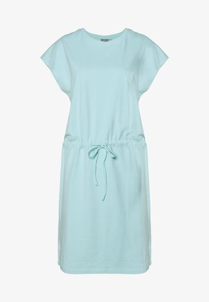 BYPANDINA ONECK DRESS - Jerseykjole - ocean blue