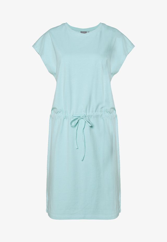 BYPANDINA ONECK DRESS - Jerseyjurk - ocean blue