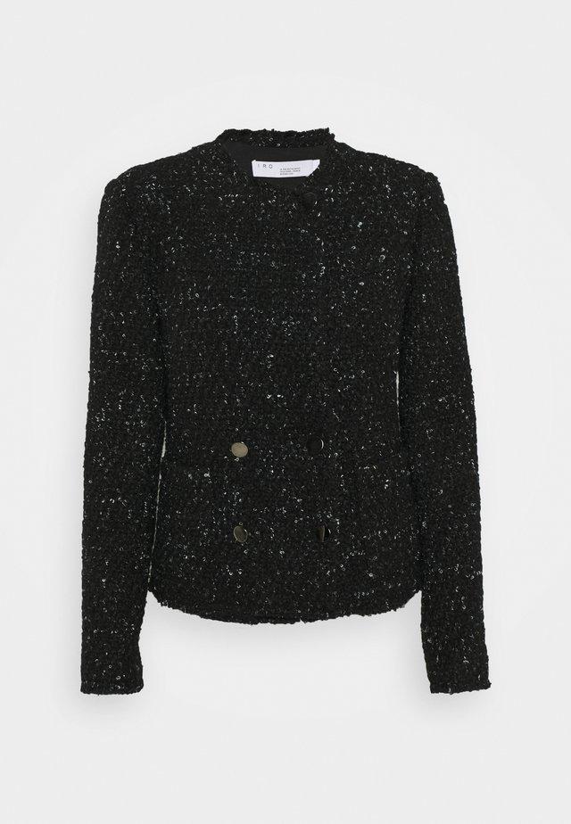 AUREL - Korte jassen - black