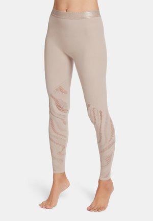 THALIA  - Leggings - Stockings - clay