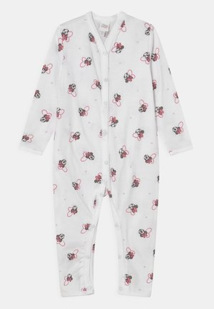ROMPER MINNIE - Tuta jumpsuit - brilliant white