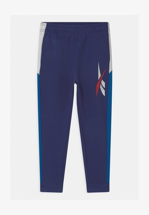 HERITAGE COMFY - Tracksuit bottoms - navy