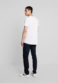 Calvin Klein Jeans - CKJ 026 SLIM - Džíny Slim Fit - dark blue - 2