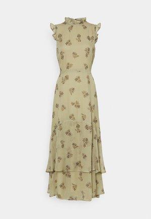 IVORY - Maxi dress - frozen olive
