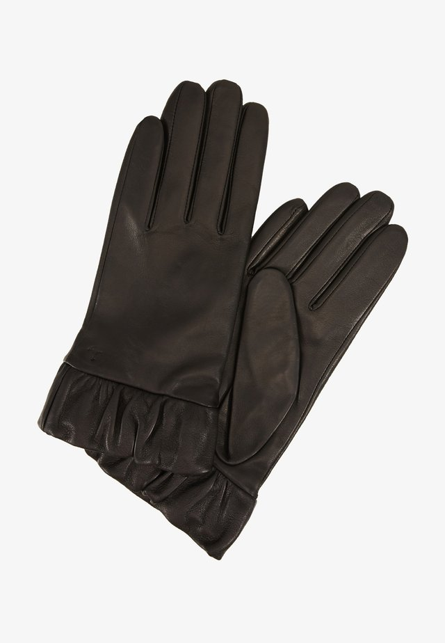 GLOVES - Handschoenen - black