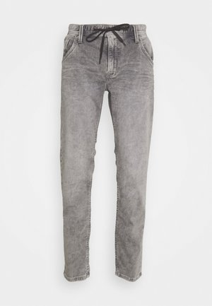 JAGGER - Jeans Tapered Fit - grey denim