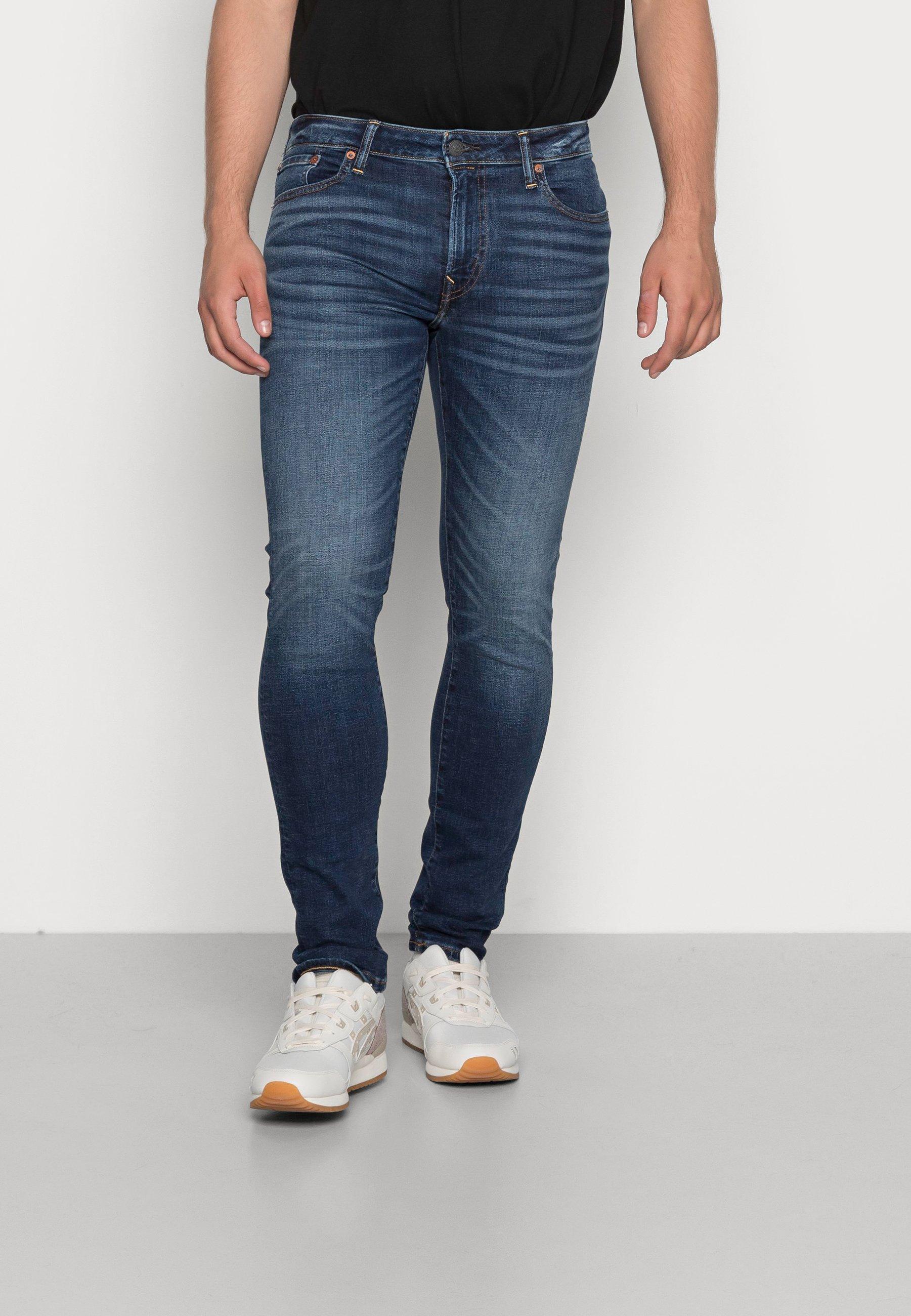 Men DARK CLEAN SLIM FIT - Slim fit jeans